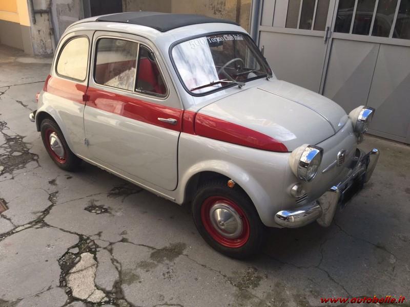 Fiat 500n Ss Port