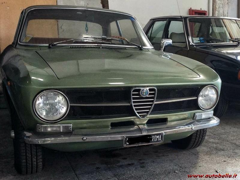 Giulia Gt 1300 Junior  Auto E Moto D U0026 39 Epoca  Storiche E Moderne