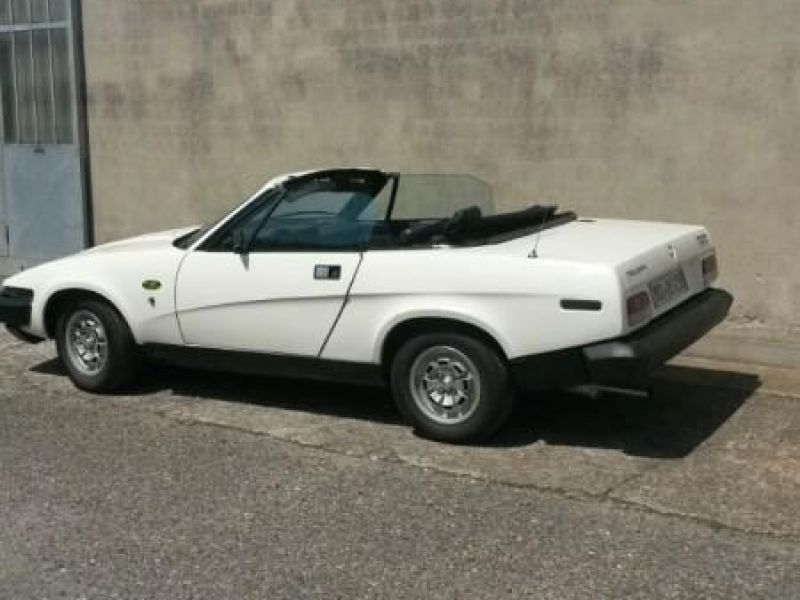 For Sale I Sell Bell To Triumph Tr7 Spider