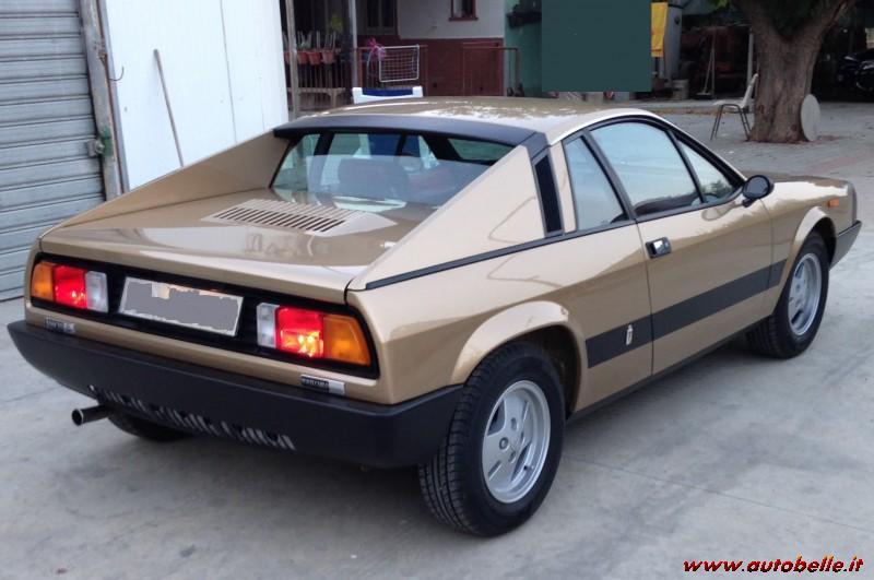 Vendo Lancia Beta Montecarlo 1 U00b0 Serie