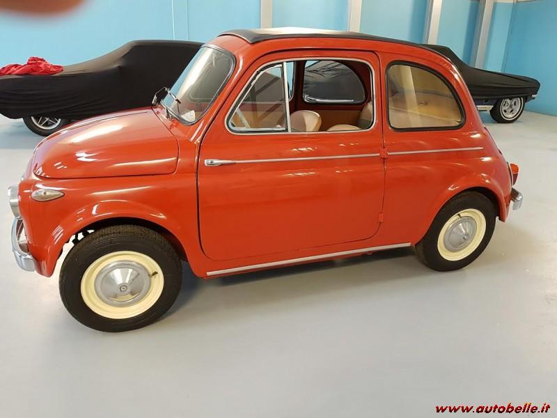 Fiat 500 Ns First Series 1958