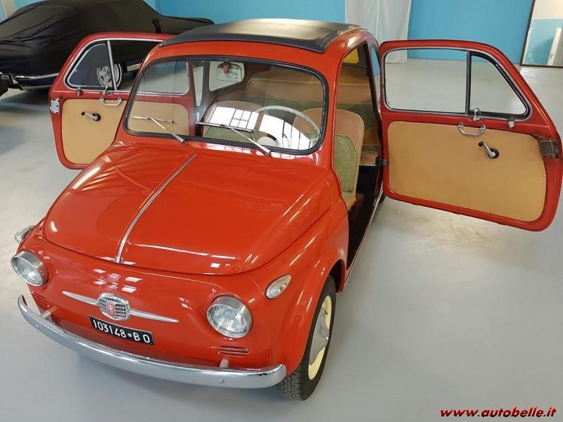 Vendo Fiat 500 N Prima Serie 1958