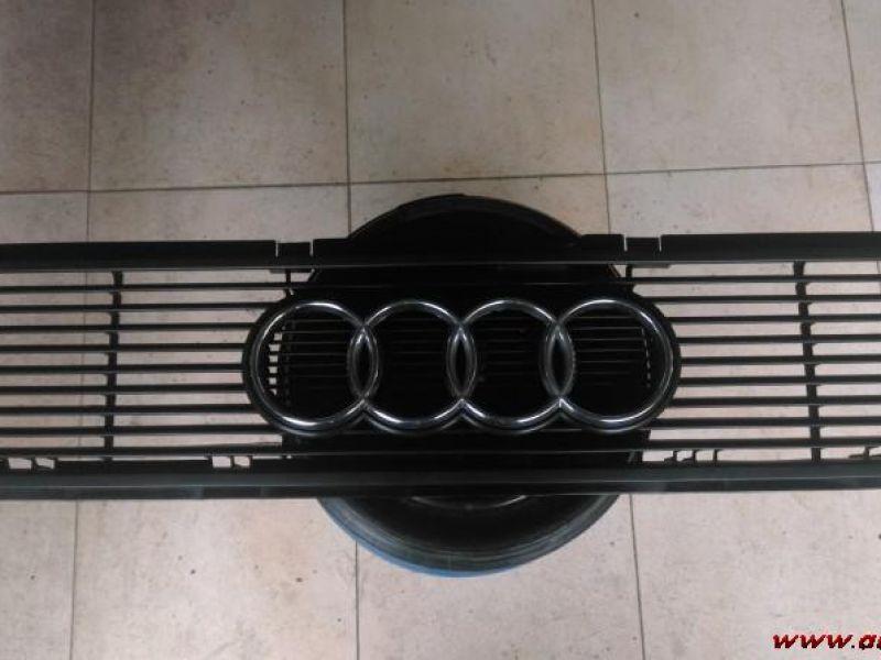 ORIGINALE Audi a4 b6 8e griglia anteriore Grill Nero Argentato CROMO Avant v6 NUOVO