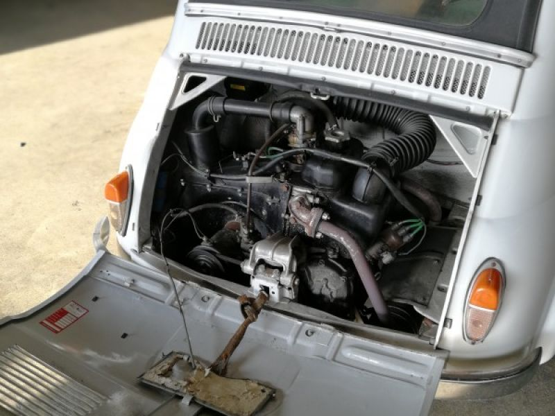 I Sell Fiat New 500 1957