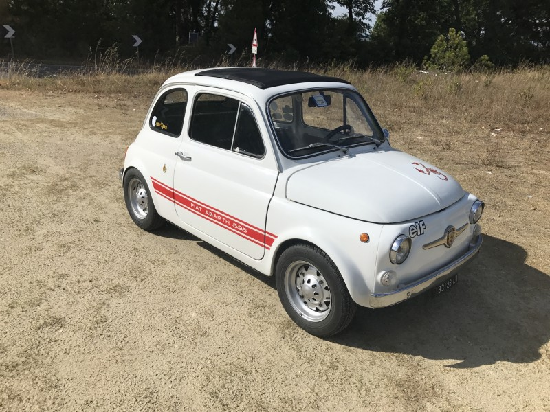 For Sale Fiat 595 To Barth