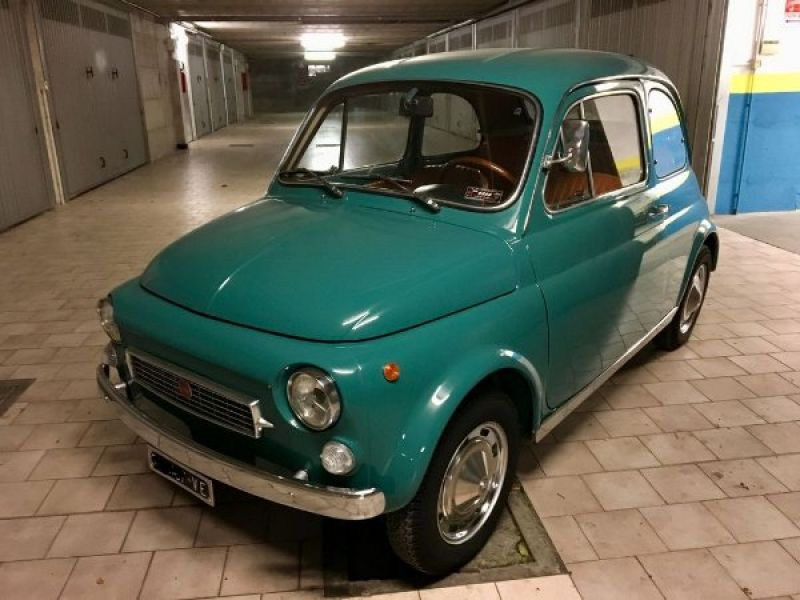 I Sell Fiat 500 My Car Francis Lombardi Roof Chius