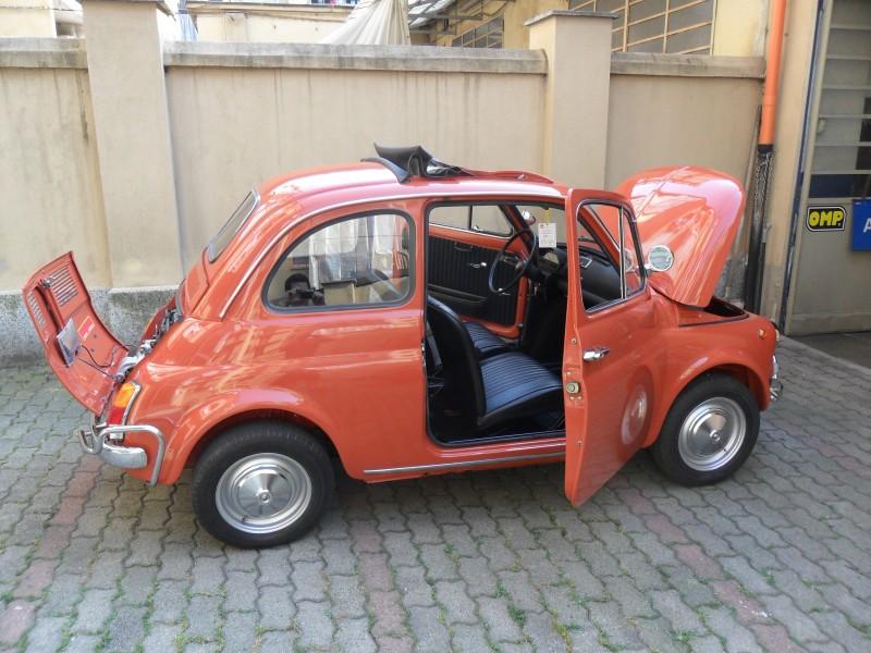 Fiat 500 Lus Sso 1969