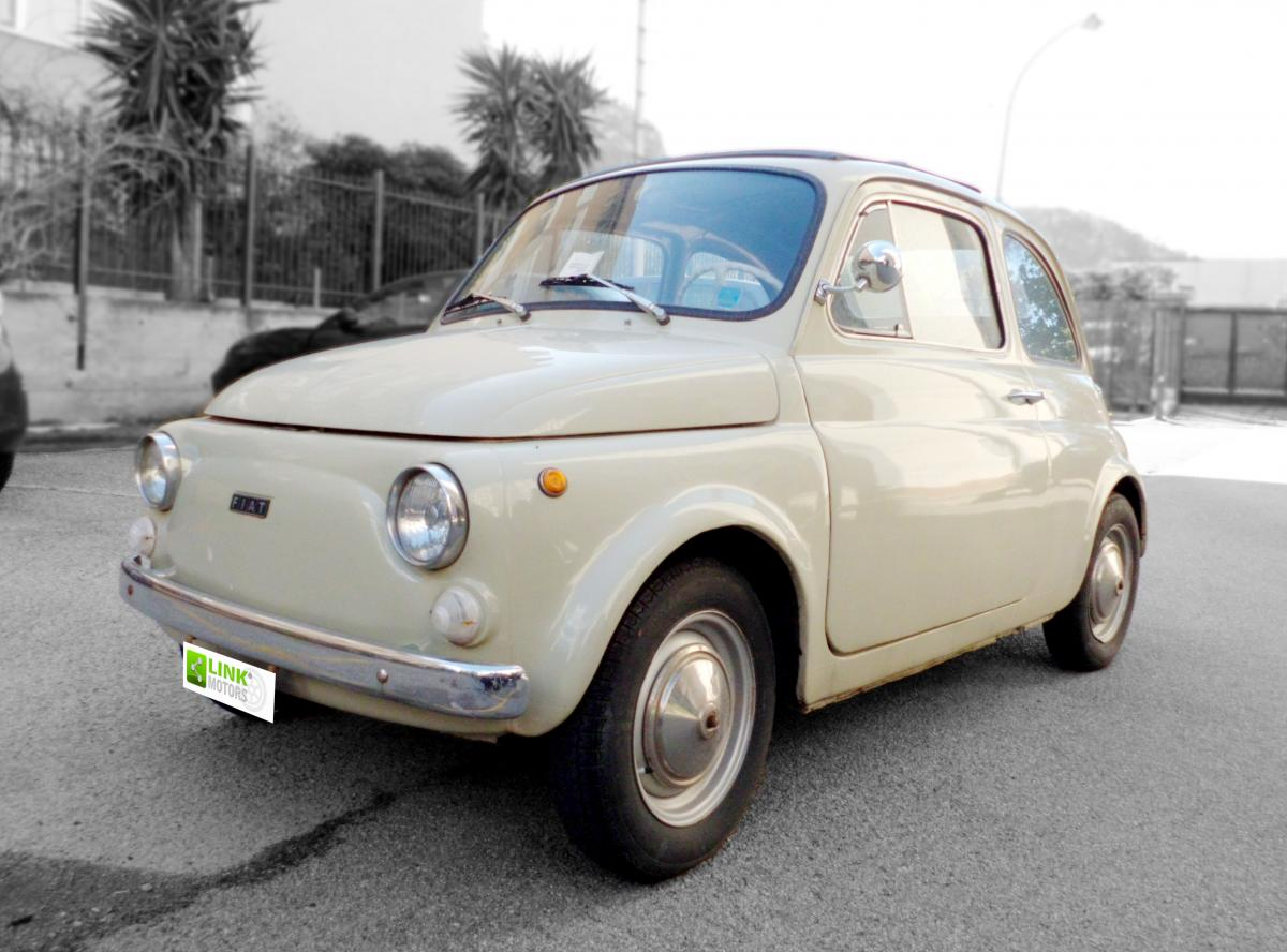 For Sale Fiat 500f 1967 To Finish Up