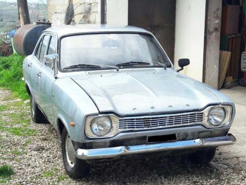 Ford Escort Anni 70.For Sale Ford Escor T Mk1 Years 70