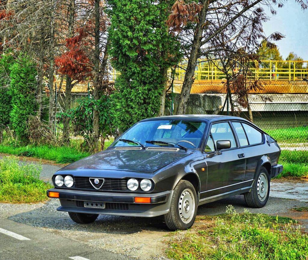 Vendo ALFA ROMEO GTV 2.0 1982