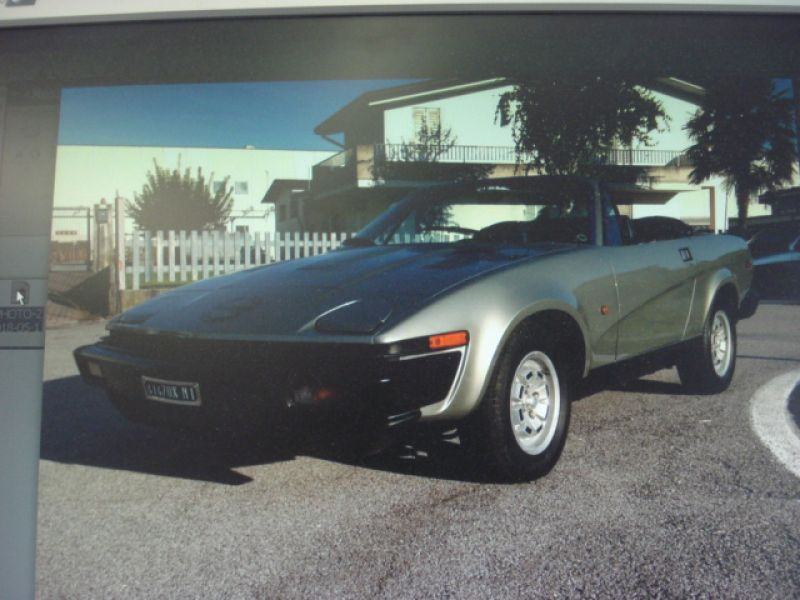For Sale Triumph Tr7