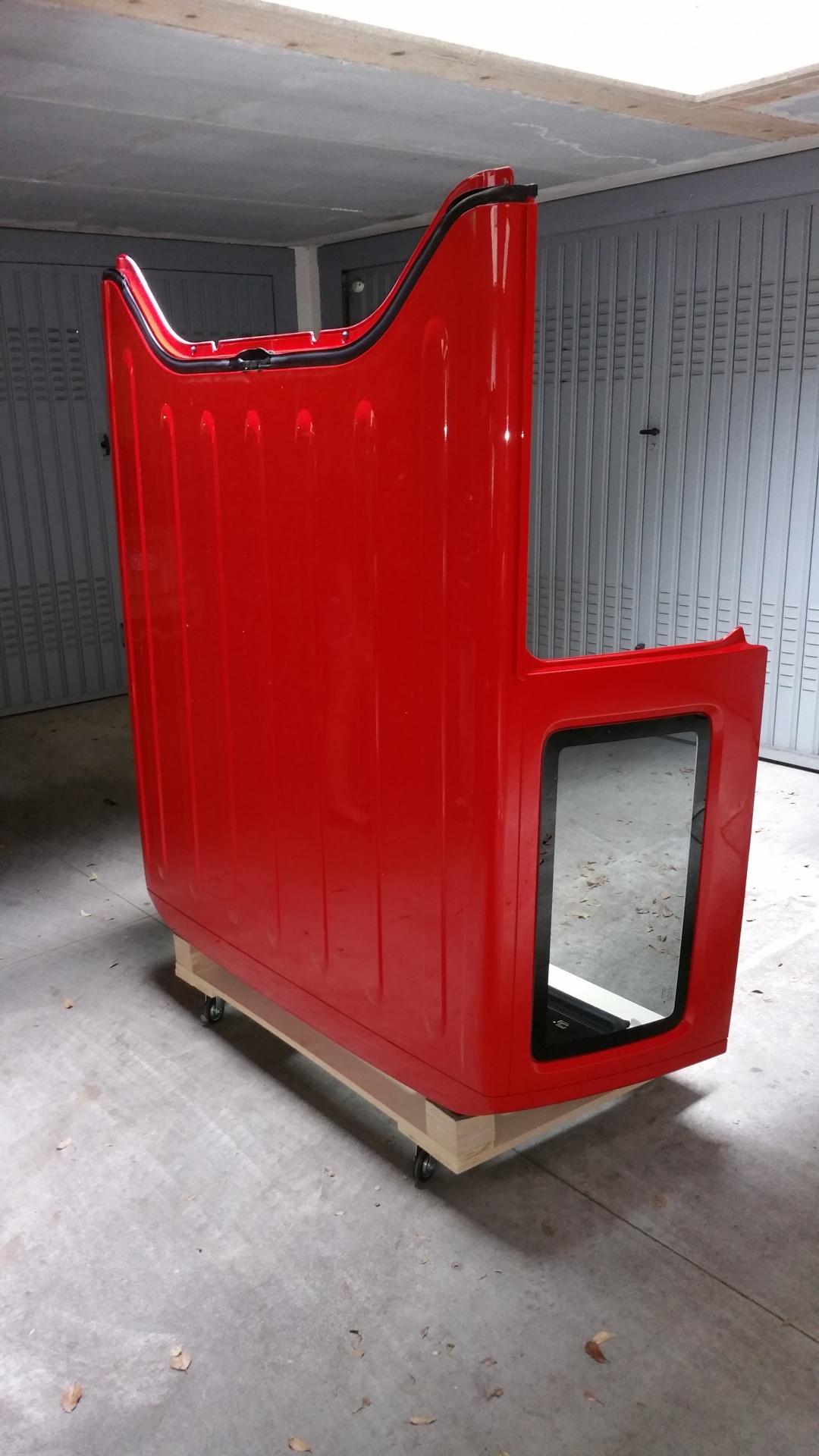 Vendo carrello porta hard top jeep wrangler jk e preced for Carrello porta ombrellone e sdraio