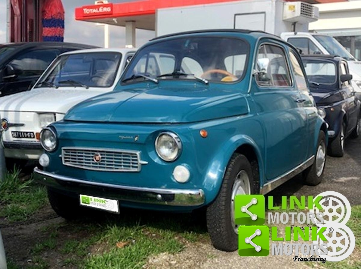 For Sale Fiat New 500 Francis Lombardi My Car 1968