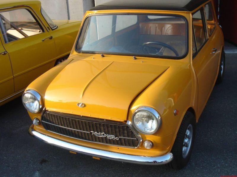 Cooper Auto Sales >> INNOCENTI MINI COOPER 1300 - EXPORT