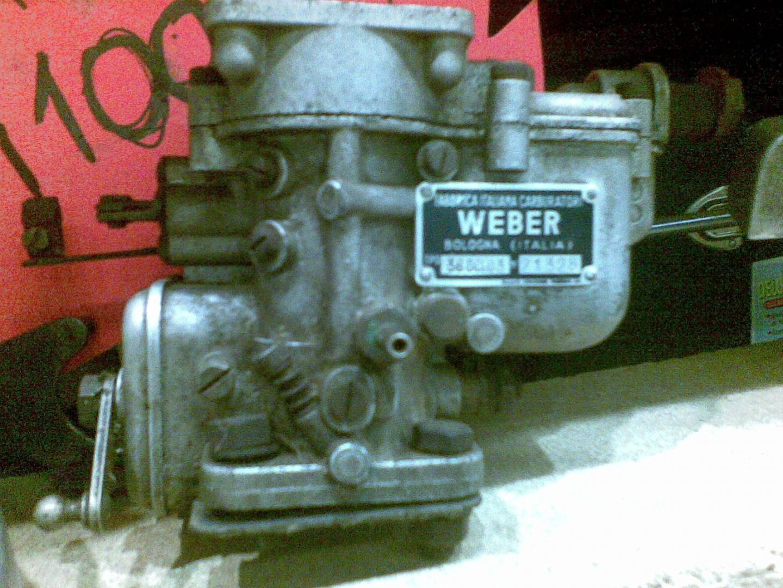 For sale Weber dcoe 48 dellorto dhla bronze dcld 36 1100TV