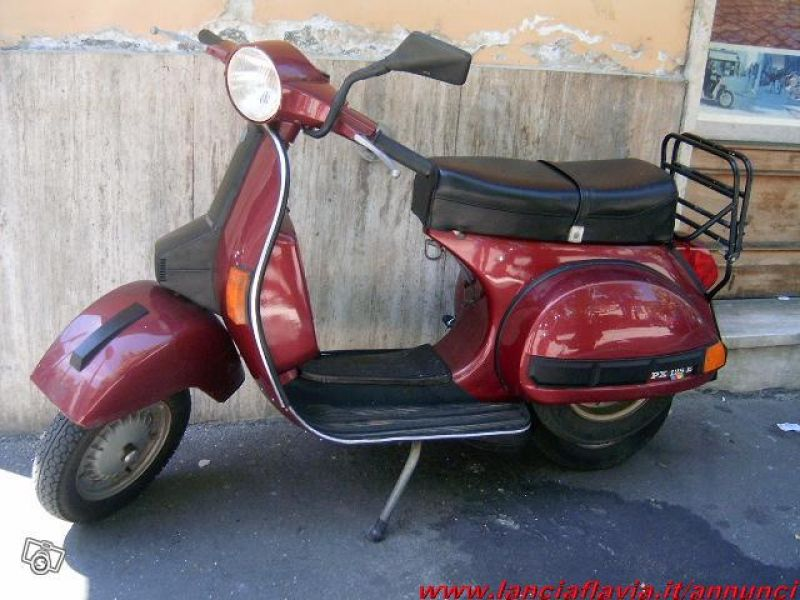For sale Vespa PX 125 Rainbow