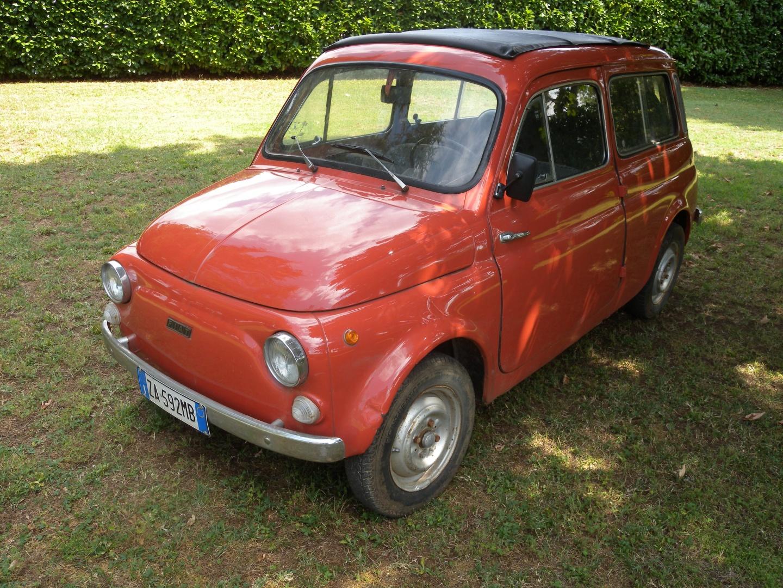 For Sale Fiat 500 Gi Ardiniera 1970