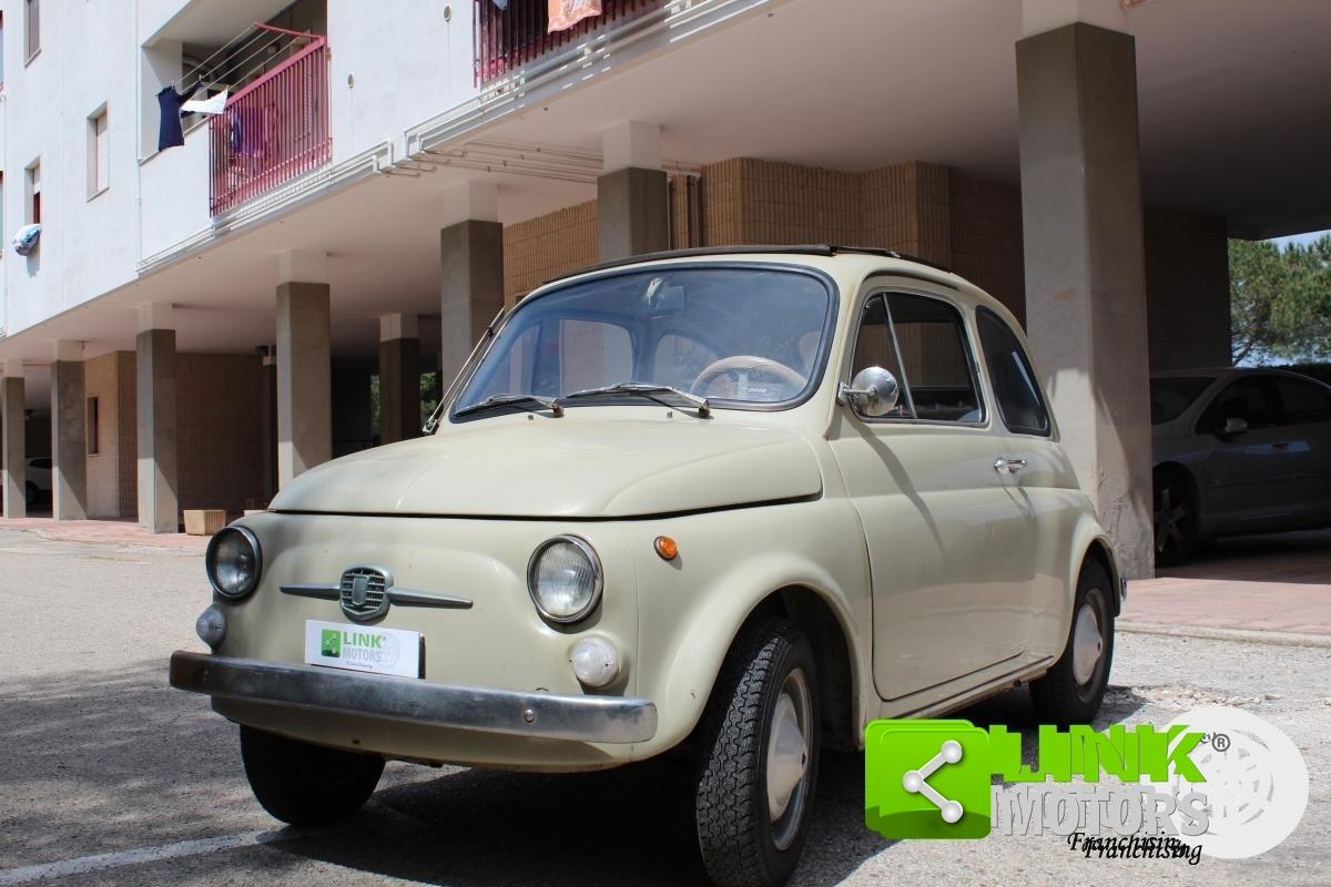 For Sale Fiat 500f 1967 Good Motor Enrolled Asi