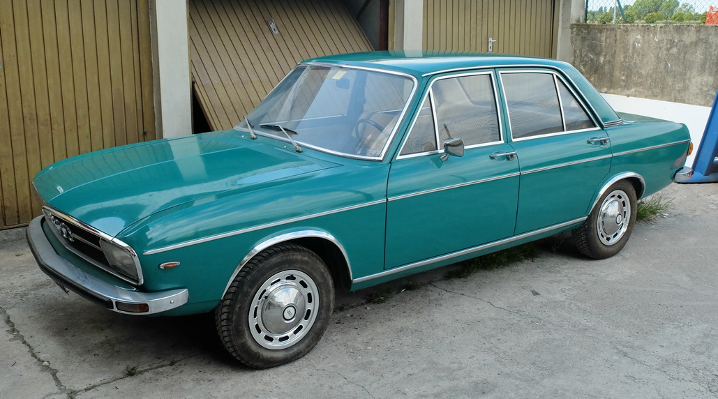 For sale AUDI 100 LS - year 1972