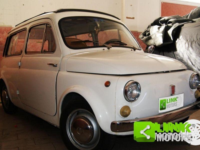 500 Giardiniera Auto E Moto D Epoca Storiche E Moderne