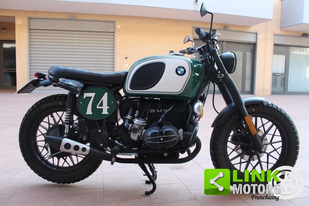For Sale Bmw R45 Scrambler 1979 Cafe Racer