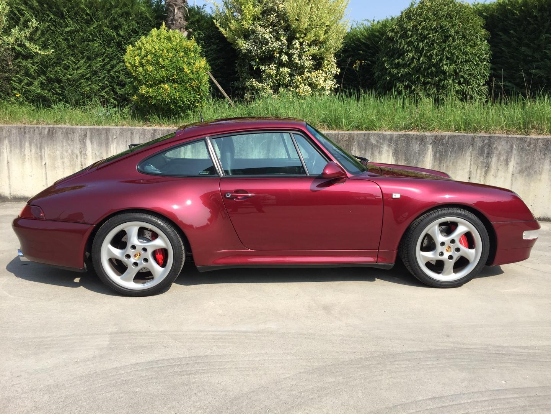 For sale Porsche 993 4s