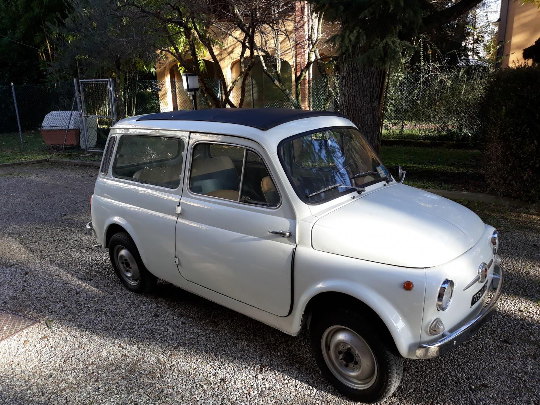 For Sale Vendo Fiat 500 Giardiniera I Serie