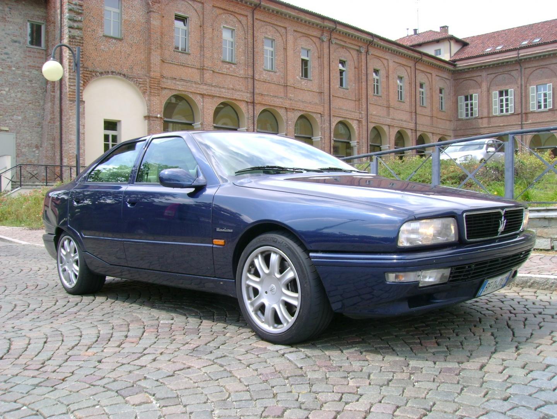 Vendo Maserati Quattroporte Evoluzione 2.8