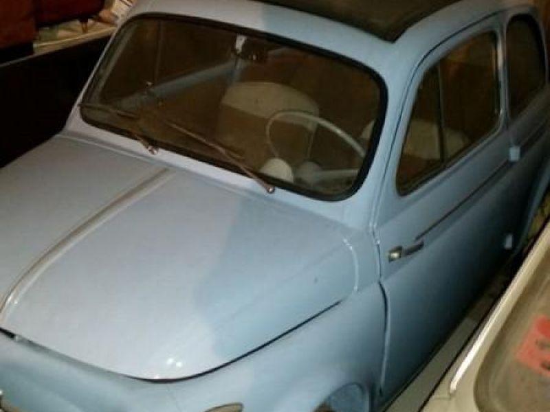 Fiat 500 N Del 59