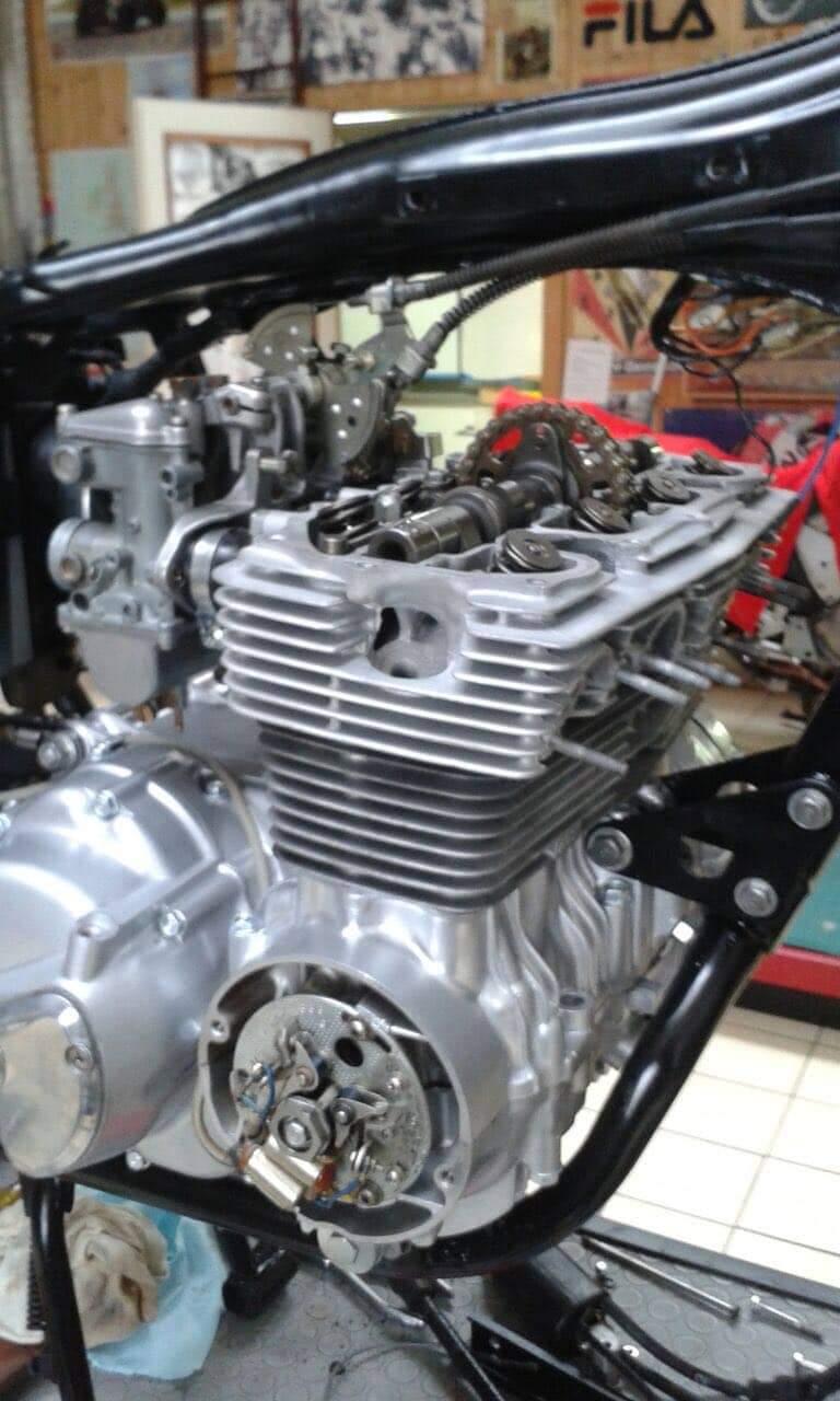 For Sale Honda Cb 400 Four Ss Cafe Racer