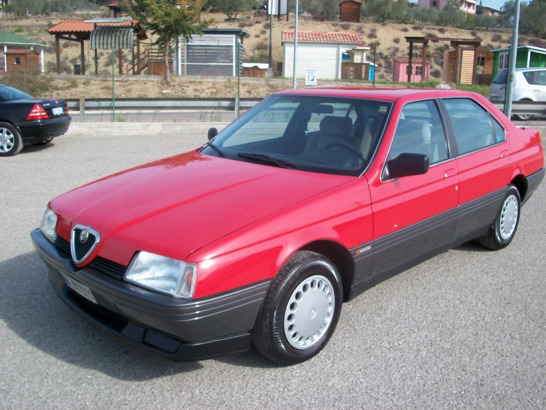 Alfa Romeo 164 >> For Sale Alfa Romeo 164 2 0 Twin Spark Year 1990