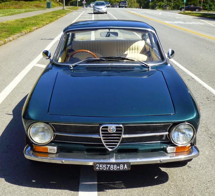 For Sale 1973 Alfa Romeo GT 1600 Junior In RHD Configuratio