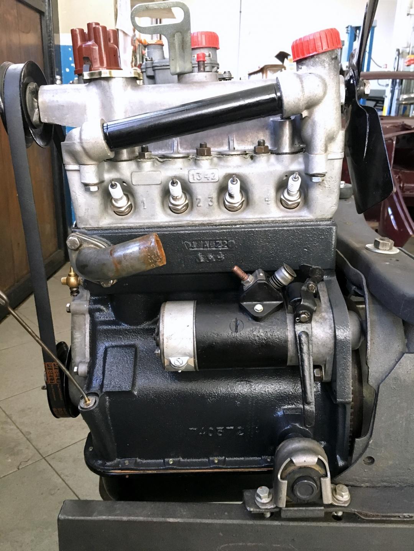 For sale fiat 500 c topolino engine