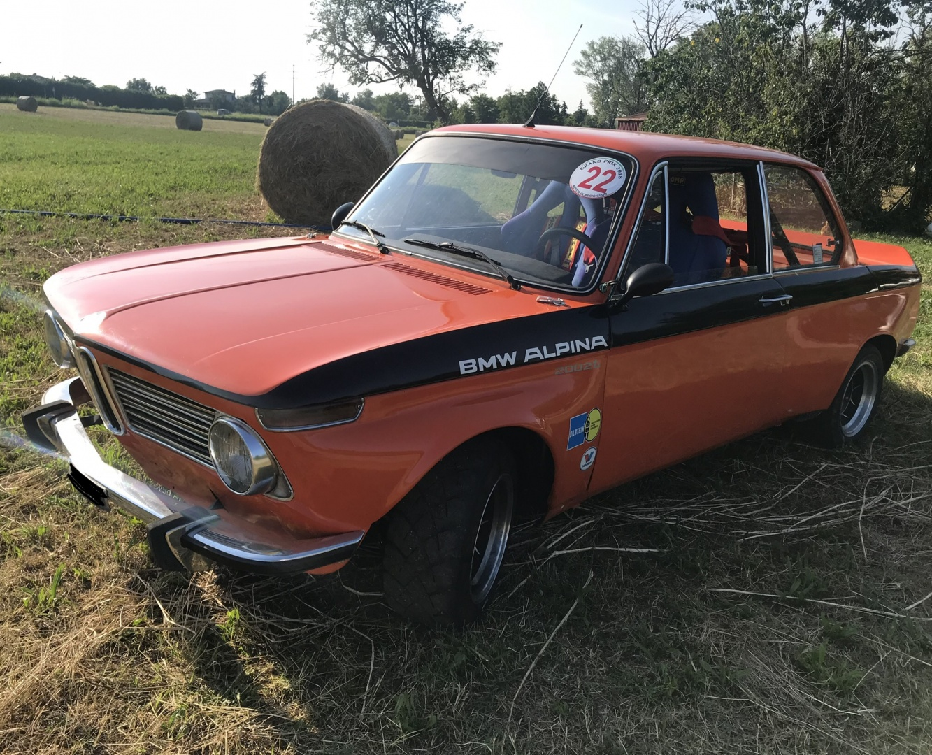 For Sale Bmw 2002 Ti Tii Historic Car Rally Track