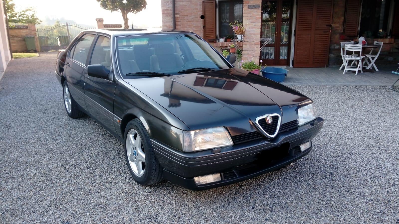 Alfa Romeo 164 >> For Sale Alfaromeo 164 2 0 I V6 Turbo
