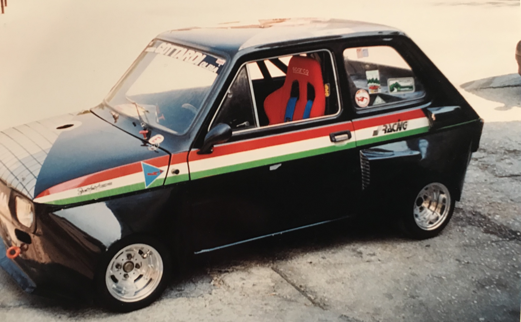For Sale Fiat 126 Group 5