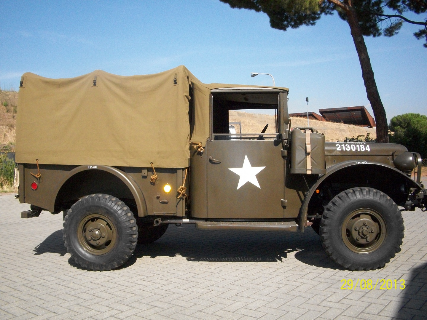 For sale Dodge M37