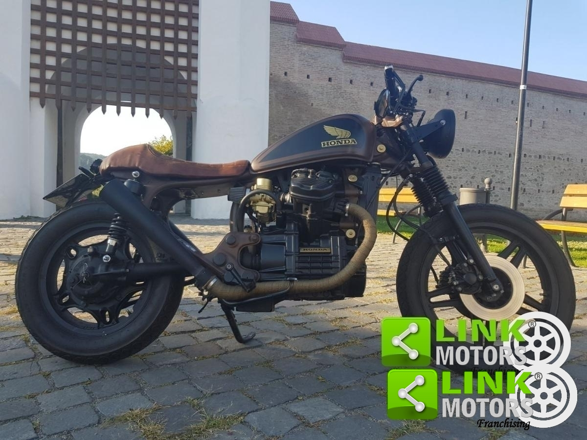 Honda Cafe Racer For Sale >> For Sale Honda Cx 500 Customization In Cafe Racer Style