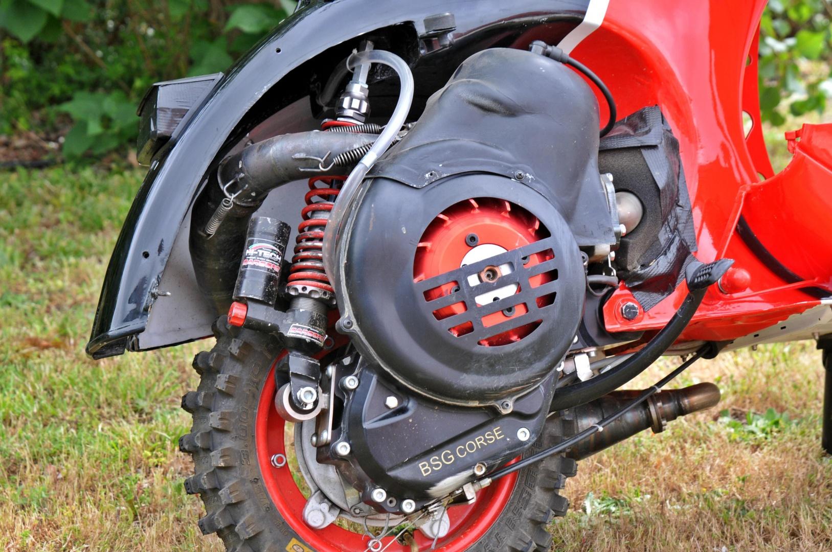 Vespa racing 38 cv