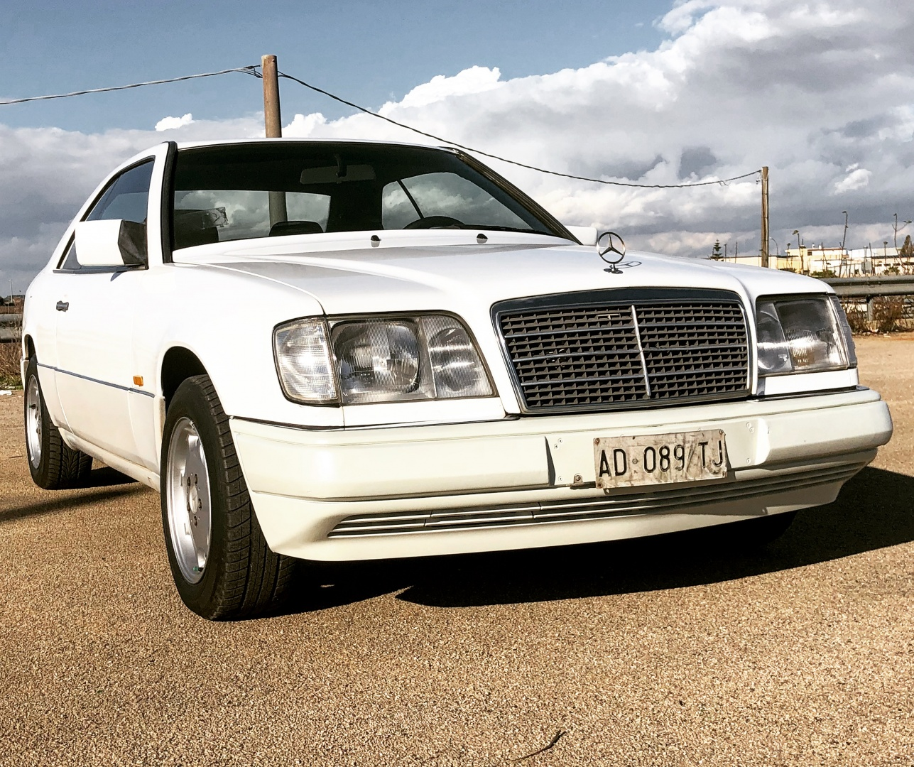 For Sale Mercedes W124 Coupe