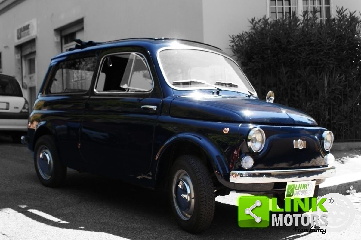 For Sale Fiat 500 Giardiniera Del 1974 Perfect