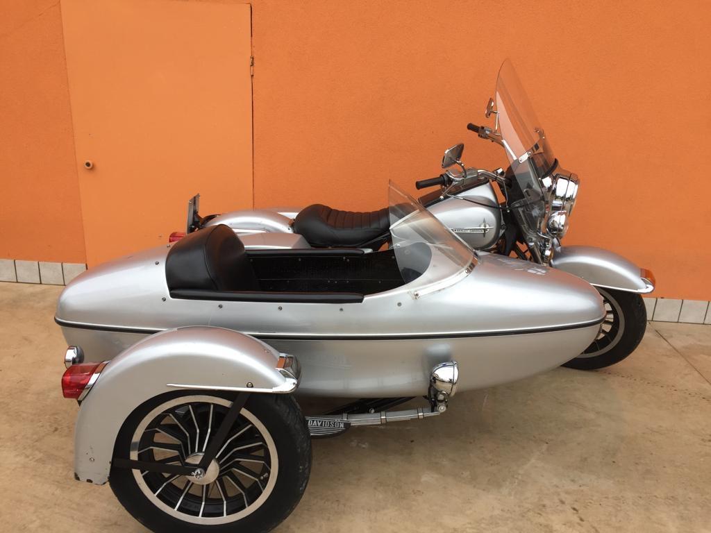 For sale Harley Davidson Sidecar Shovelhead year '81