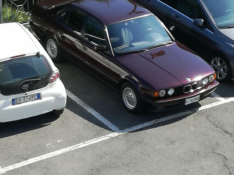 e34 S gaz pour BMW 5 2 x YOU TOURING e34 - Capot