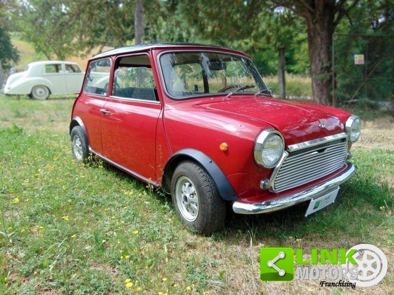 Innocenti Mini Cooper Auto E Moto Depoca Storiche E Moderne