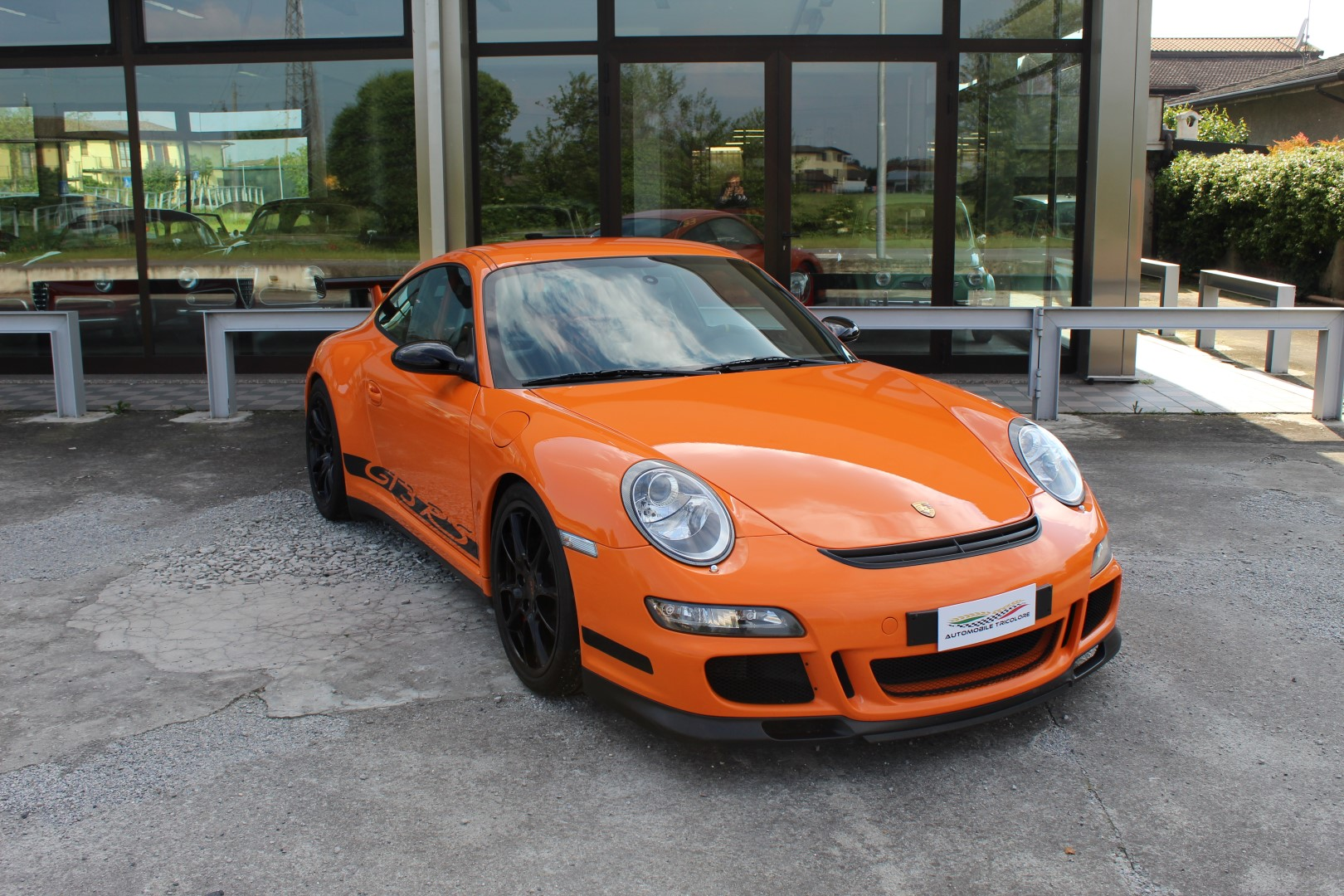 For Sale Porsche 911 997 Gt3 Rs Never Repainted