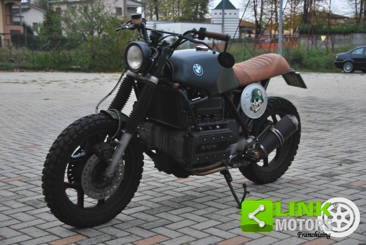 For Sale Bmw K100 Cafe Racer 1984