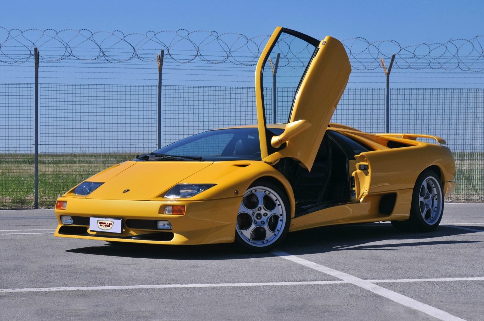 lamborghini diablo vt (sv)  for sale