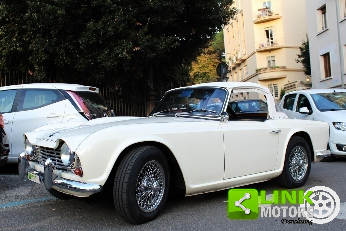 For sale 1962 Triumph TR4 Iris, Perfect