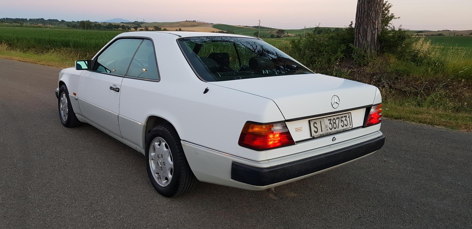 For sale Mercedes CE 200 SPORTLINE