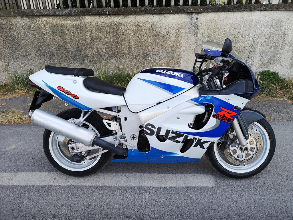 For Sale Suzuki Gsx 600 R